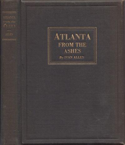 Atlanta: Ruralist Press, 1928. First Edition. Hardcover. Fair. Octavo. 144 pages. Illustrated. Black...