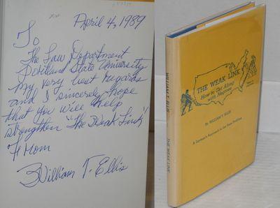 Anchorage: Aurora Borealis Book Company, 1966. Hardcover. 110p., inscribed by Ellis, very good in li...