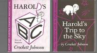image of Harold's A B C - Harold's Fairy Tale - Harold's Trip to the Sky