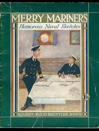 image of THE MERRY MARINERS.  HUMOROUS NAVAL SKETCHES.