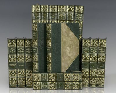 Boston: Houghton Mifflin and Company, 1906. The manuscript edition of the writings of Henry David Th...
