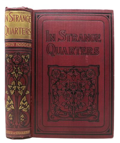 London: Hodder and Stoughton, 1897. 1st edition. Original publisher's maroon vertically-ribbed cloth...