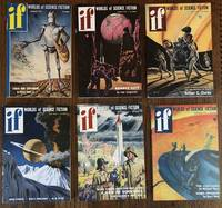 IF Worlds of Science Fiction. 1953. (Six issues, complete year)