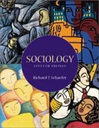 Sociology by Richard T. Schaefer - 2000-04-02 - from Books Express (SKU: 0072321377)
