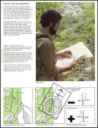 Finding Your Way with Map and Compass