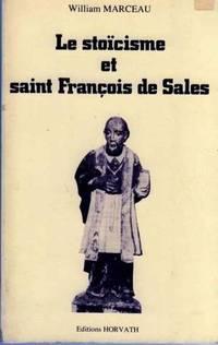 Le stoicisme et saint francois de sales