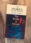 SNAKES OF THE WORLD : Where and How They Live (THE WORLDS OF SCIENCE : Zoology)