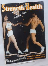 image of Strength and Health: the self-improvement magazine; April 1940; Are there any Virgins