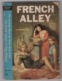 French Alley by  Matthew Clay - Paperback - Paperback Original - 1954 - from Recycled Records and Books and Biblio.com