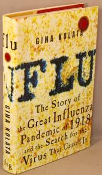image of Flu: The Story of the Great Influenza Pandemic of 1918 and the Search for the Virus that Caused It.