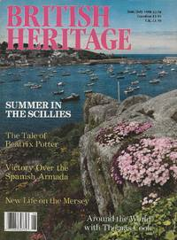 image of BRITISH HERITAGE ~ JUNE / JULY 1988