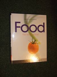 FOOD:  The World of Food ---by Christian Teubner ( Hardcover in a Slipcase / Herbs; Spices; Cereals and Grains; Fish; Seafood; Vegetables; Meat; Game and Poultry; Ham and sausage; Cheese; Fruit )