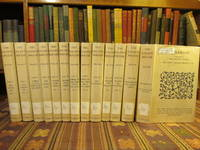 The Golden Bough, A Study in Magic and Religion. 13 Volume Set
