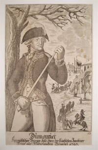 Dumourier / Französischer Bürger, Feld Herr, der flüchteten Jacobiner Armee aus Niederlanden General 1793 by ANONYMOUS - from Argosy Book Store and Biblio.com