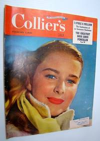 Collier's - The National Weekly Magazine, February 5, 1949 - I Stole a Million / Prisoner of the Japanese