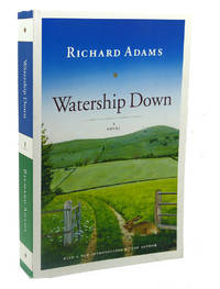 WATERSHIP DOWN :   A Novel by Richard Adams - Paperback - Eighth Printing - 2005 - from Rare Book Cellar (SKU: 112962)