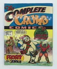The Complete Crumb Comics, Vol. 10: Crumb Advocates Violent Overthrow!