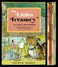 THE LITTLES TREASURY: The Littles; The Littles to the Rescue; The Littles Give a Party; The Littles Go to School