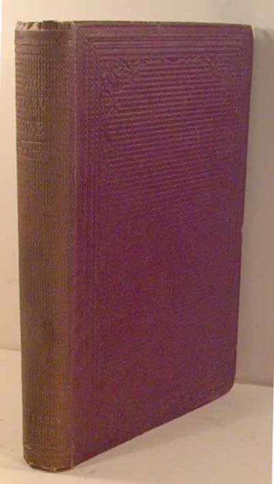 1862. CAIRNES, J. E. THE SLAVE POWER: ITS CHARACTER, CAREER, AND PROBABLE DESIGNS: BEING AN ATTEMPT ...