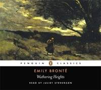image of Wuthering Heights (cd) (Penguin Classics)