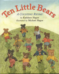 image of Ten Little Bears: A Counting Rhyme