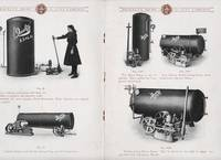 """RELIANCE"" HYDRO-PNEUMATIC WATER SYSTEM:  Fire Protection and Superior Water Service by  Shaw and Lunt Brackett - Paperback - First Edition - 1910 - from R & A Petrilla, ABAA, IOBA and Biblio.co.uk"