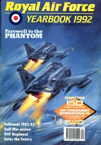 Royal Air Force Yearbook 1992