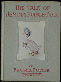 The Tale Of Jemima Puddleduck by Potter Beatrix - Hardcover - 1955 - from Mammy Bears Books (SKU: mbb003527)