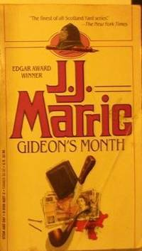 Gideon's Month by  J. J Marric - Paperback - 1985-08-01 - from Eco Sales and Biblio.com