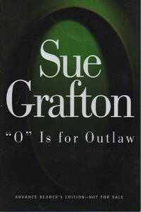 image of 'O' IS FOR OUTLAW.