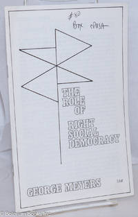 image of The role of right social democracy