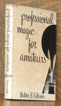 image of PROFESSIONAL MAGIC FOR AMATEURS