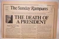image of The Sunday Ramparts: #4, #6_#10, November 6-13, December 4-11, 1966_January 29-February 12, 1967 [three issues]
