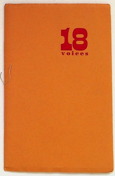 Bethesda, Maryland: Gallimaufry Press, 1979. Paperback. Very Good+. Paperback. Orange paper wrappers...