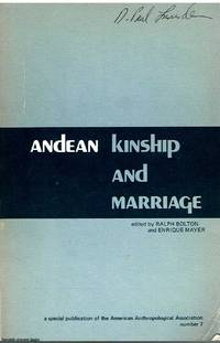 image of Andean Kinship and Marriage