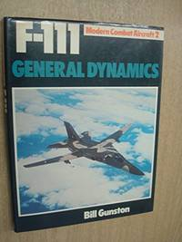 image of F-111 General Dynamics (Modern Combat Aircraft 2)