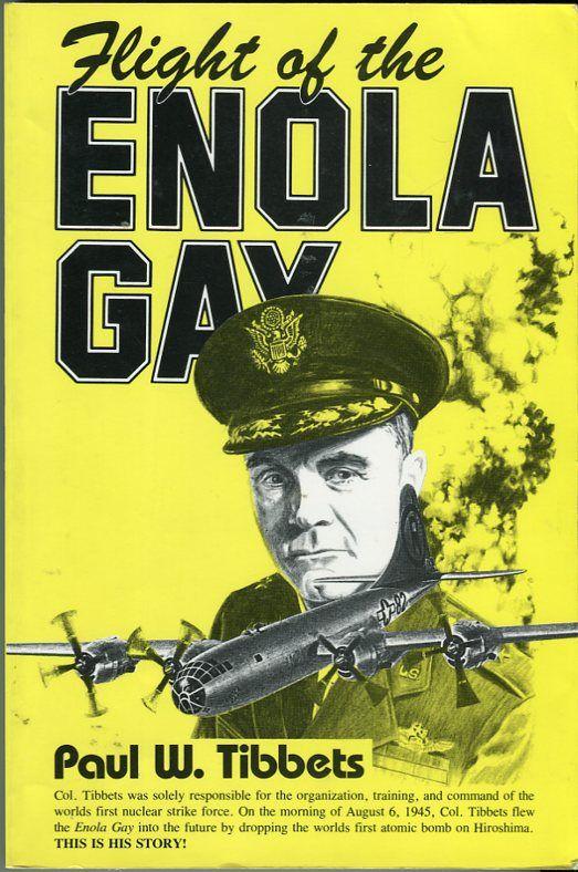 books enola gay