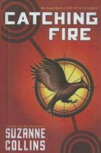 image of Catching Fire (Turtleback School & Library Binding Edition) (Hunger Games)