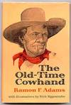 image of The Old-Time Cowhand