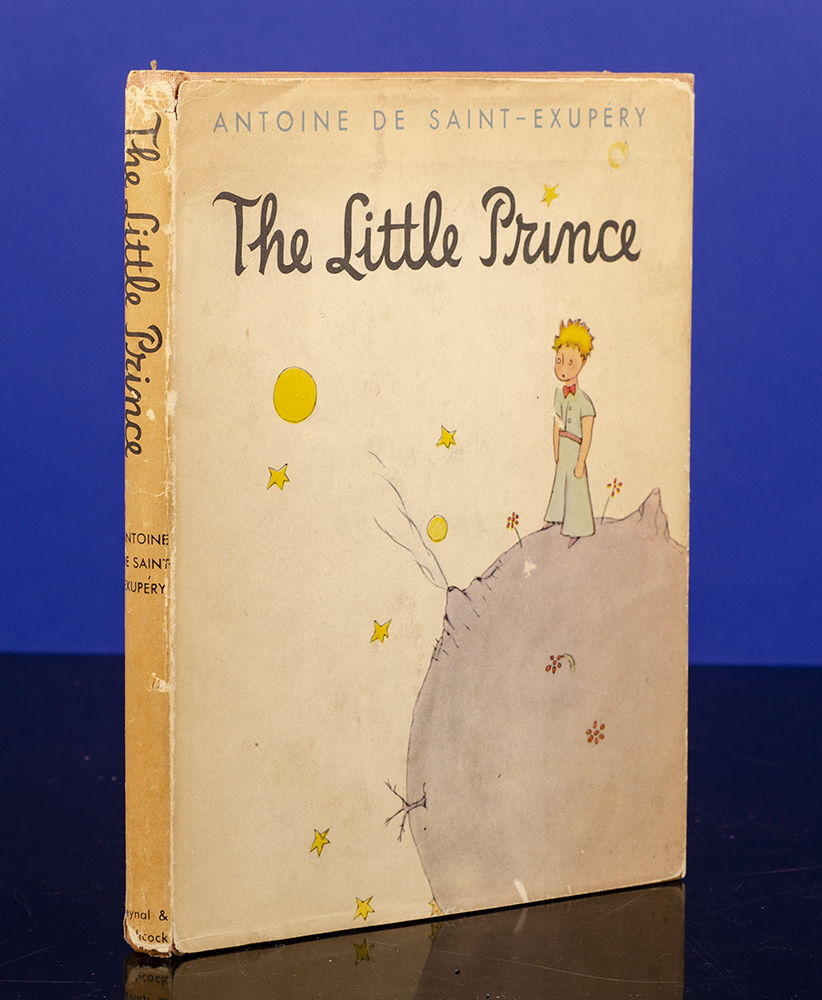 The Little Prince By Saint Exupery Antoine De Biblio Com