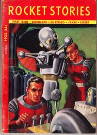Rocket Stories April, 1953, No. 1
