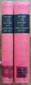 The History of Melanesian Society, in Two Volumes (Percy Sladen Trust Expedition to Melanesia) by W. H. R. Rivers - Hardcover - Reprint - 1968 - from Shadyside Books and Biblio.com