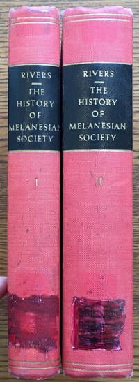 The History of Melanesian Society, in Two Volumes (Percy Sladen Trust Expedition to Melanesia)