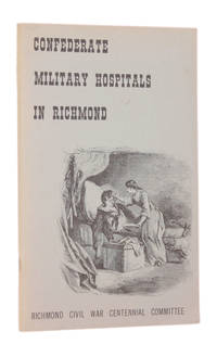 image of CONFEDERATE MILITARY HOSPITALS IN RICHMOND