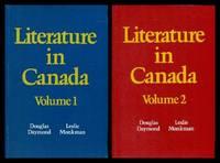 LITERATURE IN CANADA - Volume 1 and Volume 2