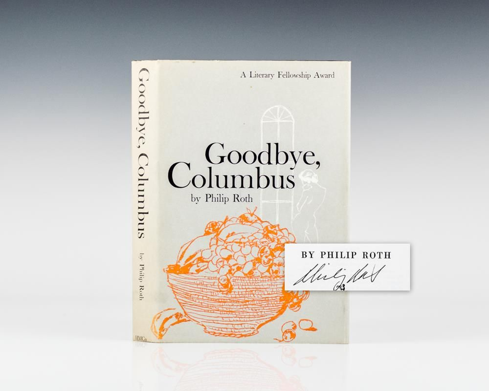 deception as a there goodbye columbus Find essays and research papers on deception at studymodecom deception as a there: goodbye, columbus and gentleman's agreement the movie gentleman's agreement and goodbye, columbus explore what it is to be a jew in america in post-world war.