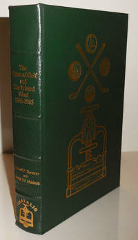 The Game of Golf and The Printed Word 1566-1985 (Special Limited Leatherbound Edition Signed by the Authors and Herbert Warren Wind); A Bibliography of Golf Literature in the English Language