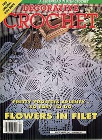 Decorative Crochet September 1997 Number 59