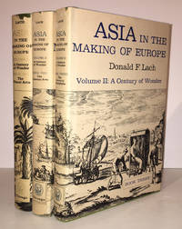 image of Asia in the Making of Europe Volume II: A Century of Wonder (Complete in 3 volumes)