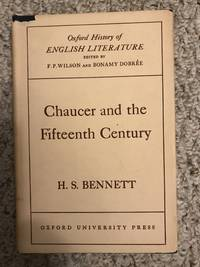 Chaucer And The Fifteenth Century